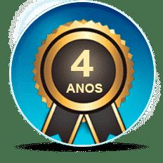 04 Anos de Garantia - Brasil Redes de Proteção