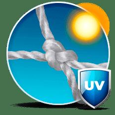 Contém Aditivo Anti UV - Brasil Redes Proteção