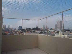 Redes de Proteção para Coberturas com teto