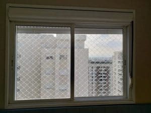 Redes de Proteção janela de correr